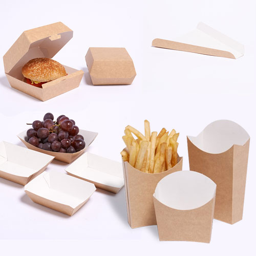 Cutii fast food