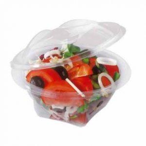 bol salata cu capac atasat (ozn)