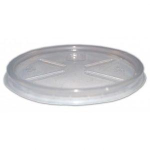 capac de plastic pentru bol din polistiren pentru supa