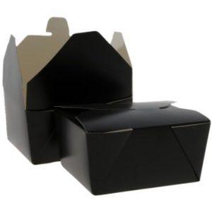 cutii meniu din carton cu 4 clapete