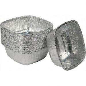 caserole din aluminiu