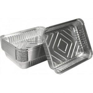 caserole necompartimentate din aluminiu 729