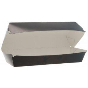 cutii din carton negru pentru meniu