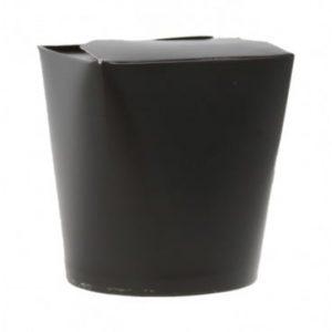 cutii din carton negru pentru noodles