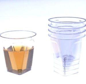 pahare plastic shot si cocktail