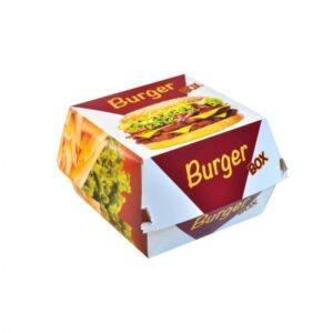 cutii pentru burger imprimate